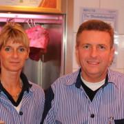 Team Metzgerei, Frau Bäurle, Fleischer Fachgeschäft